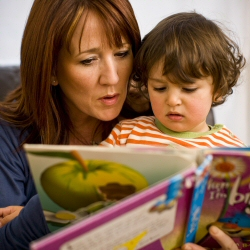 reading w kids