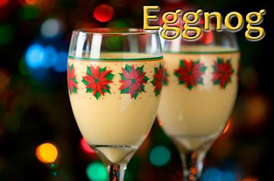 Traditional holiday drinks eggnog plus ask granny - Traditional eggnog recipe holidays ...