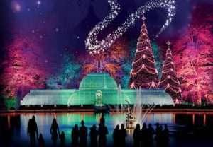 Christmas at Kew grardens