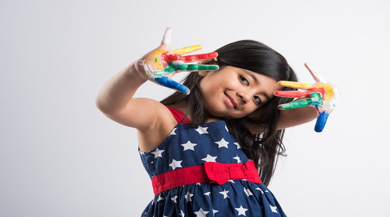 Four Ways to Expose Your Grandkids to The Arts