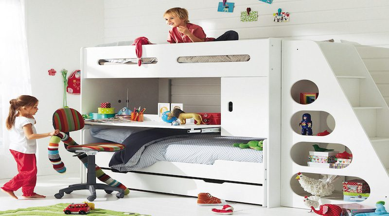 Your Guest Room for the Grandkids