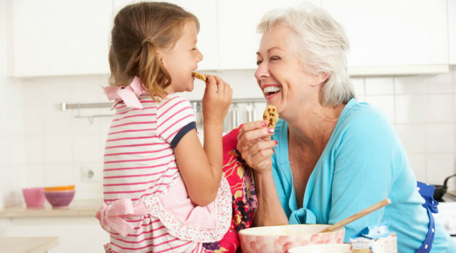 Laughter and Your Relationship with Your Grandkids