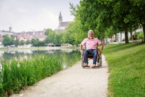 Travelling with a disability